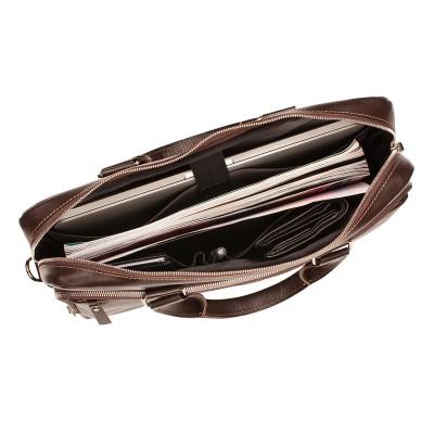 Деловая сумка Glenroy Brown